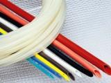 供应绝缘套管 纤维套管 硅胶套管 铁氟龙套管 热缩套管 内胶外纤