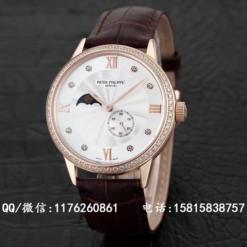 一比一精仿名表 复刻手表,新款百达翡丽自动机械男表