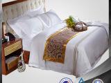 批发宾馆酒店床上用品布草 加厚缎条四件套 可定制