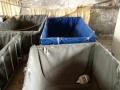 水洗厂用布草车