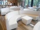 供应异形沙发出租长条沙发租赁圆弧沙发租赁沙发卡座