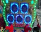 激光打动物儿童游戏机