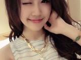 欧洲站2014女装韩国饰品春夏新款爆款钢管时尚吊坠珍珠项链