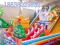 天蕊游乐 厂家儿童游乐设备充气城堡充气滑梯儿童充气蹦蹦床