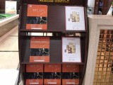 北京木质资料架木质书刊取阅架房地产展架户型图取阅架楼盘宣传架