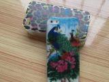 中国风 苹果手机保护套 手机壳 iphone5/5s浮雕彩绘 T