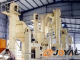 石膏微粉磨粉机,石膏微粉磨加工工艺