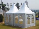【亿锦**】5米X5米尖顶篷房 德国大篷 会展帐篷 欧式篷房
