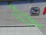 众泰大迈汽车4s店外墙装饰铝板网/1.5凹凸幕墙装饰穿孔板