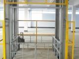 工厂仓库酒店载货液压导轨式施工货梯