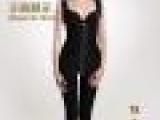 强效无袖连体长裤吸脂后产后瘦身/塑身衣女塑身内衣紧身收腰腹薄
