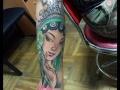沁园修改纹身,沁园有名的纹身店,沁园纹身名店,远航纹身
