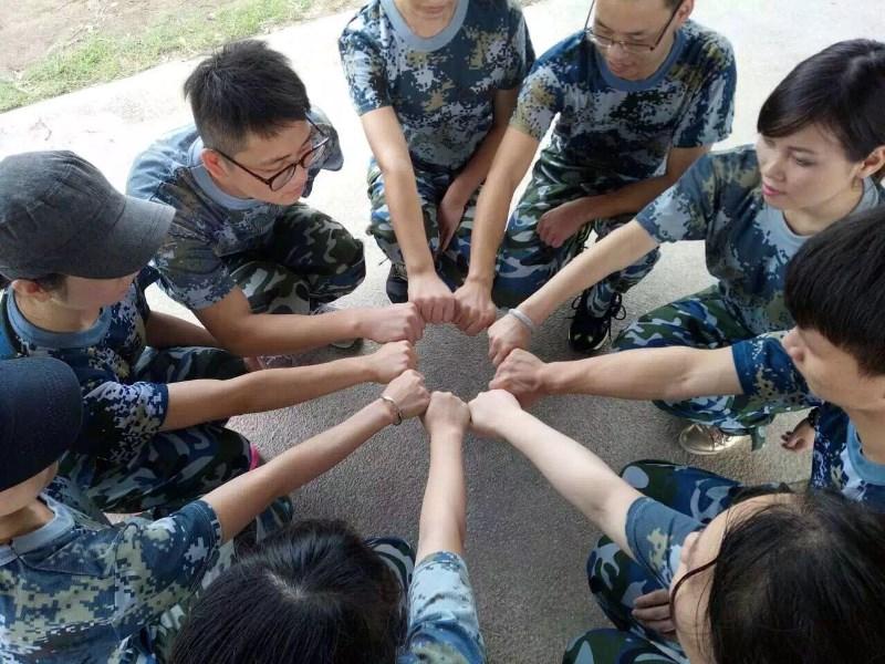 拓展训练 认识自身潜能,增强自信心,改善自身形象 团队提升