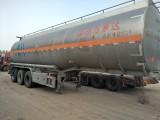 油罐车汽柴油罐铝罐车化工液体不锈钢罐石油沥青罐