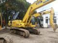 二手的低价小松挖掘机120优质价格