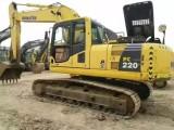 中山二手挖掘机小松200-8原装出售斗山二手挖掘机