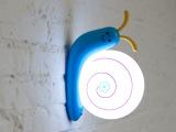 新奇特灯具 创意夜灯 USB充电墙壁灯 LED节能小台灯 思派雅