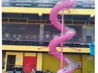 淘气堡厂家直销不锈钢滑梯 各类非标定制