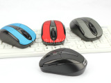 长期供应 无线蓝光鼠标 HP百灵鸟2.4G可爱鼠标 价格实惠