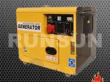 融商融商 静音式5千瓦风冷柴油发电机组 出口欧美品质RUNSUN