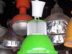 厂家直销  有色金属工矿灯罩 圆形LED超市灯灯罩批发