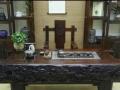 大理船木茶台龙骨茶几批发老船木茶艺桌椅组合实木大板家具