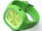 时尚果冻手表  高档儿童硅胶学生手表   批发男女孩表环保