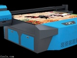 uv平板打印机 永康保温杯uv彩印 定制各种圆柱锥形夹具定