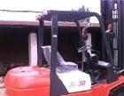 常年出售各种型号吨位二手叉车