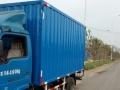 低价出售10年4.2米跃进箱式货车