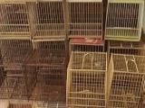 鸟笼 可以定制纯手工活