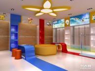 童装店铺装修童装店装修设计天津品牌童装专卖店装修公司