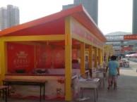 佛山会场布置展位搭建美食节搭建铝架帐篷舞台搭建音响灯光长条桌