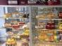 面包柜面包中岛柜面包货架木制面包架展示架面包店边柜烘焙架子