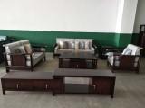 橡木客厅组合家具沙发加盟