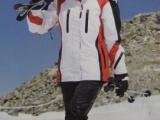 批发供应2011新款外单女式滑雪服