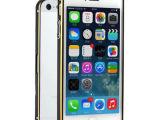 3C老板 iphone5S手机保护金属边框海马扣 超薄手机保护套