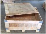 广州胶合板木箱钢扣钢带木箱实木木箱免检免熏蒸木箱加工定制厂
