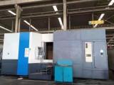 轉讓二手紐威HM805TP雙工位臥式加工中心二手臥加