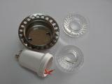 厂家供应 优质3w新款COB灯杯 环保cob灯杯外壳