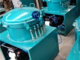 河南耀乾百葉濾油機 氣壓式食用油過濾設備 連續過濾機