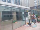 海淀区维修玻璃门厂家,维修玻璃门地弹簧