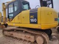 二手小松160挖掘机 二手挖掘机价格 进口二手挖掘机市场