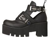 外贸原单正品 真皮镂空靴子 女靴 预订中 1双代发