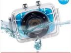 高清运动摄像机 HD720P迷你相机行车记录仪 带触摸屏防水防抖DV