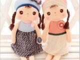 批发正版超萌咪咪兔 安吉拉娃娃安抚女孩毛绒玩具公仔 儿童礼物