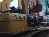 原装进口卡特323D二手挖机 质保一年