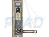 欧式指纹密码锁 别墅防盗密码指纹锁智能门