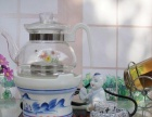批发陶瓷童趣电热茶炉