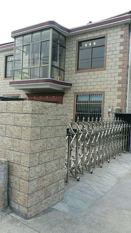 临港新城全新全装修农民别墅+菜地和场地出售